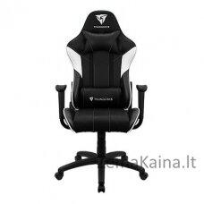 ThunderX3 EC3BW žaidimų kėdė Kėdė kompiuteriniams žaidimams Paminkštinta sėdynė Juoda, Balta