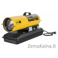Tiesioginio degimo dyzelinis šildytuvas B70 CED, 20kW, Master