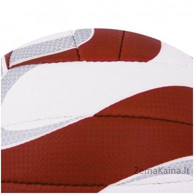 Tinklinio kamuolys Spokey CUMULUS II Raudona/Balta (5 dydis) 5