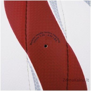 Tinklinio kamuolys Spokey CUMULUS II Raudona/Balta (5 dydis) 6