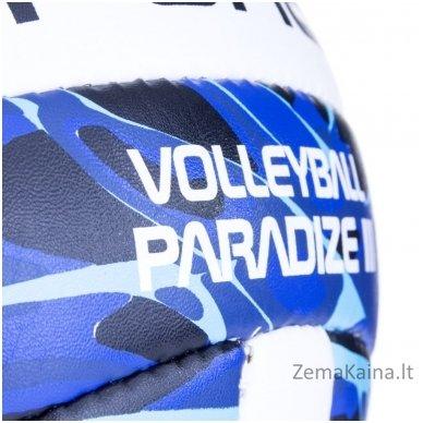 Tinklinio kamuolys Spokey PARADIZE II Mėlyna (5 dydis) 4