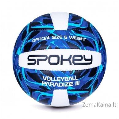Tinklinio kamuolys Spokey PARADIZE II Mėlyna (5 dydis) 3
