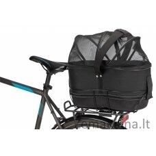 TRIXIE 13111 naminių gyvūnų nešioklė Ant dviračio tvirtinamas naminių gyvūnų kelioninis krepšys