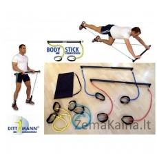 Universalus treniruoklis Body Stick