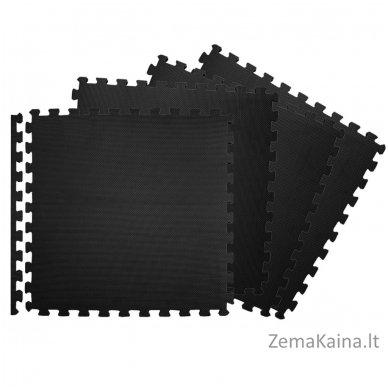 Universalus kilimėlis Spokey SCRAB Black