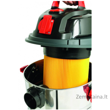 Universalus siurblys GRIZZLY Caramba CP-WDE 2314-S Inox 7