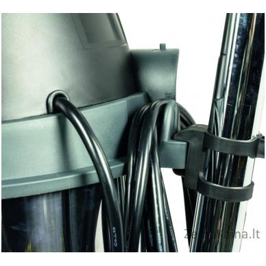 Universalus siurblys GRIZZLY Caramba CP-WDE 2314-S Inox + 5 maišeliai DOVANŲ 8
