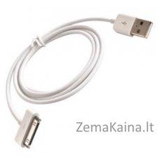 USB duomenų ir įkrovimo laidas FOREVER (Apple iPhone 4 4S/iPad 2 3)