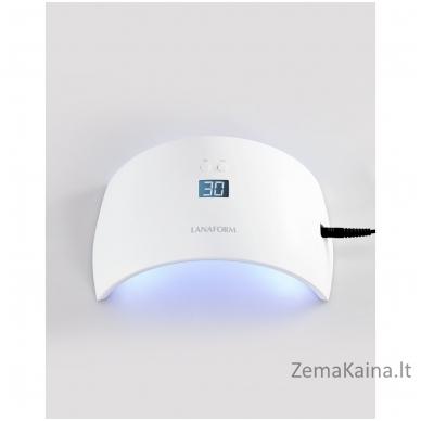 UV/LED nagų džiovinimo lempa Nail Lamp 24W 5
