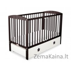 Vaikiška lovytė Stars 120 x 60 cm