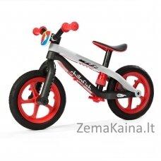 Vaikiškas balansinis dviratukas (iki 35kg) Chillafish BMX RS Red