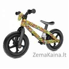 Vaikiškas balansinis dviratukas (iki 35kg) Chillafish BMX RS Xplorer