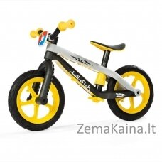 Vaikiškas balansinis dviratukas (iki 35kg) Chillafish BMX RS Yellow