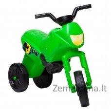 Vaikiškas balansinis triratukas (iki 20kg) Enduro Maxi Green-Black