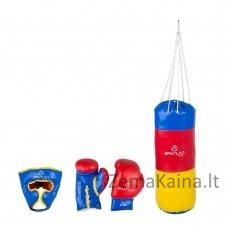 Vaikiškas bokso rinkinys Spartan 45/15 1kg