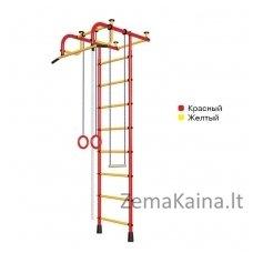 Vaikiškos (švediškos) laipiojimo kopetėlės PIONER-1 Red