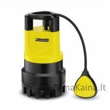 Vandens-purvo siurblys KARCHER SDP 7000