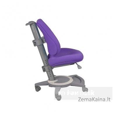 Vaikiška kėdė FunDesk Bravo Purple 3