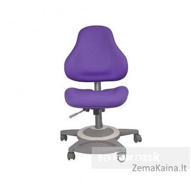 Vaikiška kėdė FunDesk Bravo Purple 2