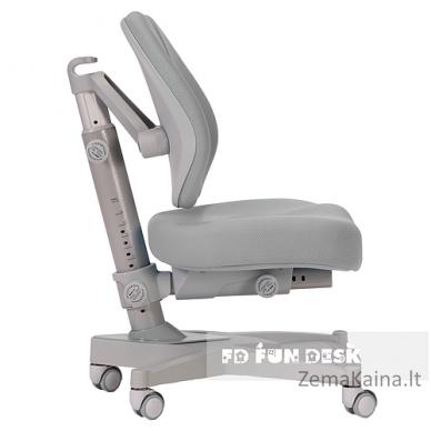Vaikiška kėdė FunDesk Contento Grey 4