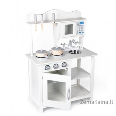 Vaikiška medinė virtuvėlė Cosmolino 2
