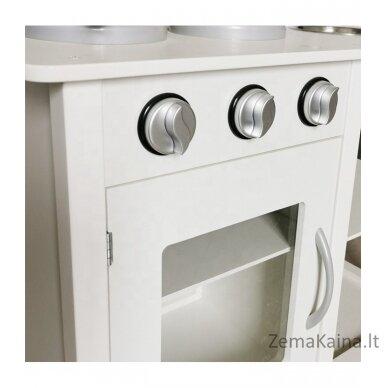 Vaikiška medinė virtuvėlė Cosmolino 8