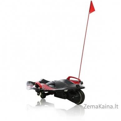Vaikiškas elektrinis balansinis kartingas RollPlay NightHawk 12V (nuo 6m. iki 50kg) 4