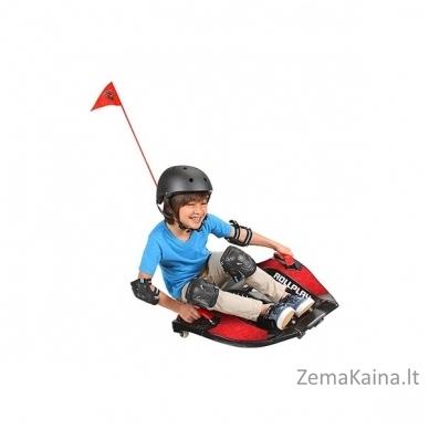 Vaikiškas elektrinis balansinis kartingas RollPlay NightHawk 12V (nuo 6m. iki 50kg) 5