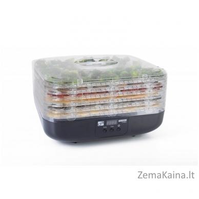Vaisių, uogų džiovyklė G21 Paradiso Cube juoda 60081225