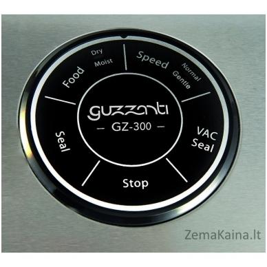 Vakumatorius GUZZANTI GZ-300 + vakuumavimo rulonėlis 28 cm x 600 cm 2