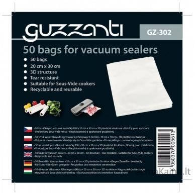 Vakumavimo maišeliai GUZZANTI GZ-302 2