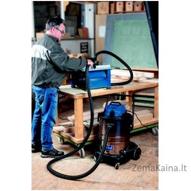 Vakuuminis statybinis dulkių siurblys ASP 50-ES, Scheppach 2