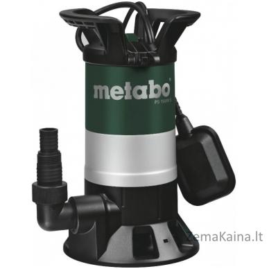 Vandens-purvo siurblys PS 15000 S, Metabo 2