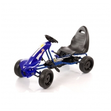 Velomobilis (Velomobile) Go-Kart A-18 Blue (5-12 years)