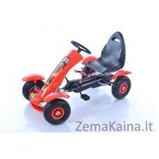 Velomobilis (Velomobile) Go-Kart F618 Red