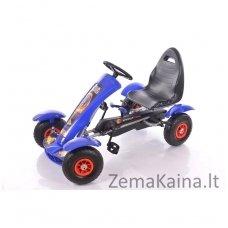 Velomobilis (Velomobile) Go-Kart F618 Blue