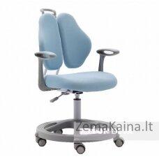 """""""Vetta II Blue"""" - kėdė su reguliuojamu aukščiu ir porankiais"""