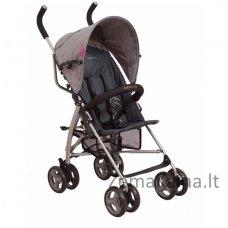 Vežimėlis Coto Baby Rhythm Grey