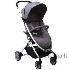 Vežimėlis Coto Baby Verona PLUS Linen Grey
