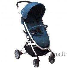Vežimėlis Coto Baby Verona PLUS Linen Turquise