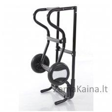 Vežimėlis masažo stalui Metal