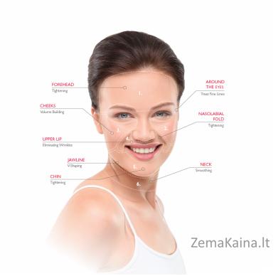 Veido odos atjauninimo aparatas Silk'n Face Tite + Hialurono rūgšties serumas 6