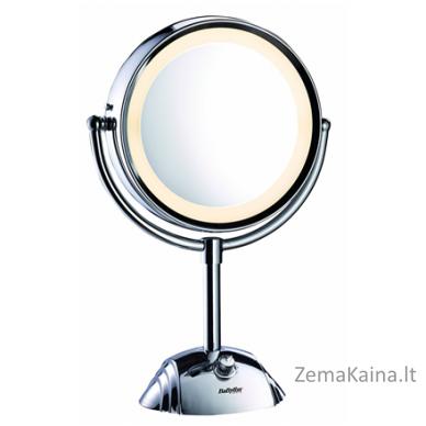 Veidrodis BABYLISS Warranty 24 month(s), Stainless steel, Mirror, 20.5 cm