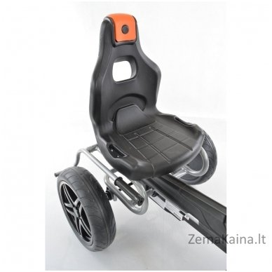 Velomobilis (Velomobile) Go-Kart 1504 Black 4