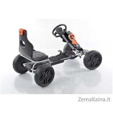 Velomobilis (Velomobile) Go-Kart 1504 Black 3