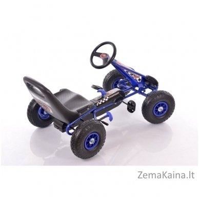 Velomobilis (Velomobile) Go-Kart A-15 Blue 2
