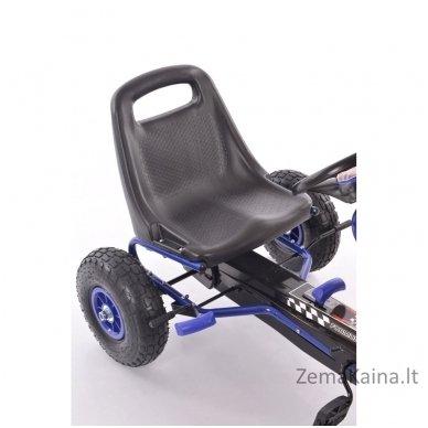 Velomobilis (Velomobile) Go-Kart A-15 Blue 4
