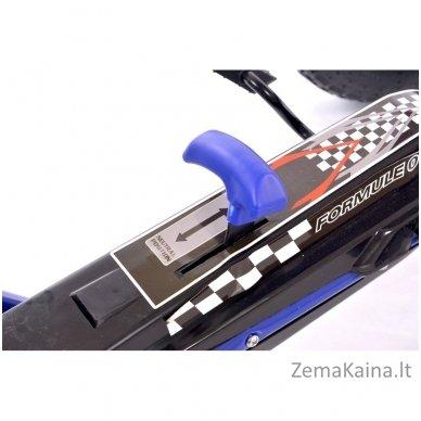 Velomobilis (Velomobile) Go-Kart A-15 Blue 6