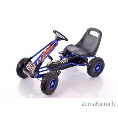 Velomobilis (Velomobile) Go-Kart A-15 Blue