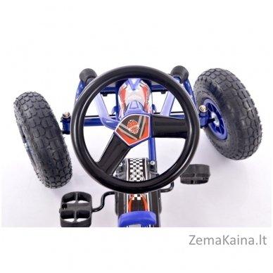 Velomobilis (Velomobile) Go-Kart A-15 Blue 9